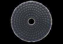 Алмазний шліфувальний круг на липучках, для вологого шліфування
