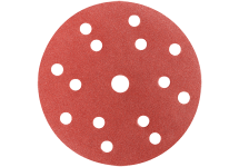 Шліфувальні аркуші на липучках Ø 150 мм, «multi-hole»