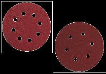 Абразиви для ексцентрикових шліфувальних машин