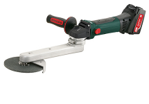 Акумуляторна машина для шліфування кутових зварних швів