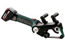 Акумуляторна стрічкова шліфувальна машина для труб