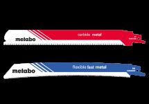 Пилкові полотна для шабельних пилок по металу