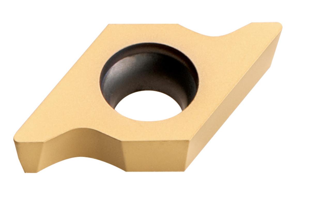 10 твердосплавних поворотних пластин, R2 (623561000)