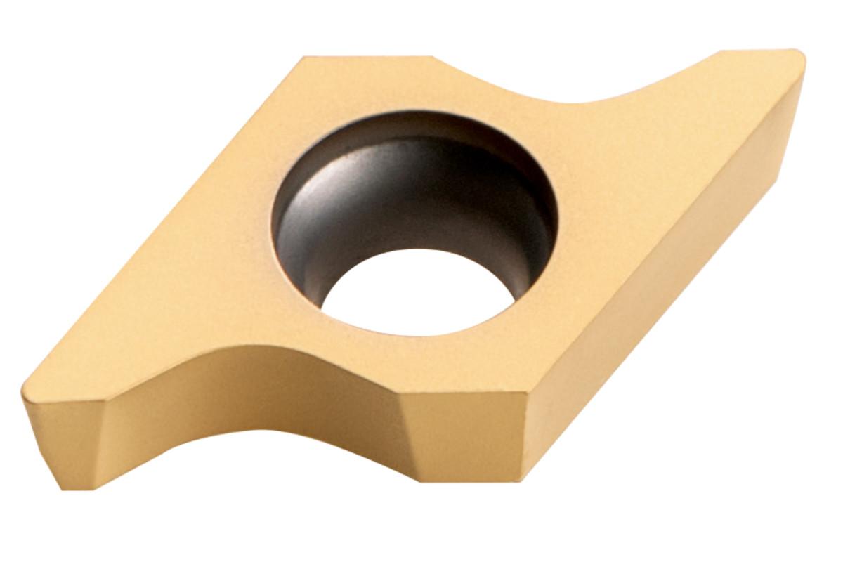 10 твердосплавних поворотних пластин, R3 (623562000)