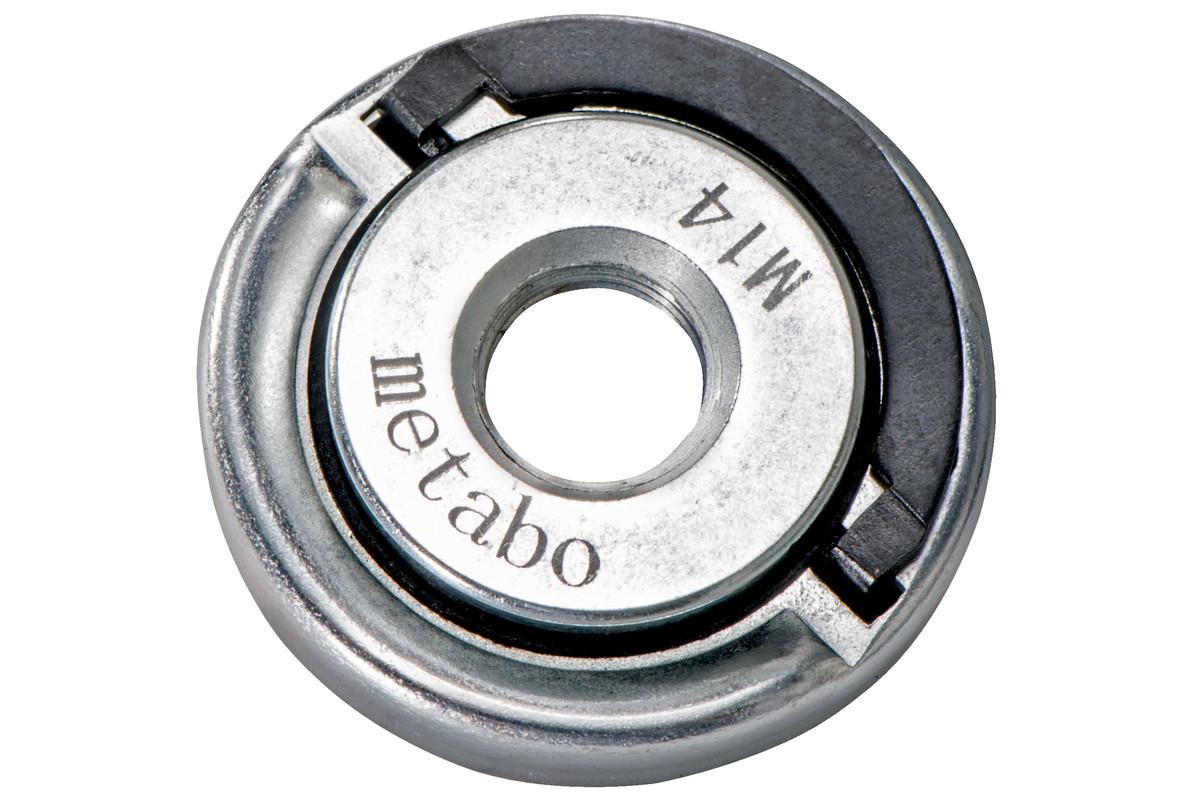 10 швидкозатискних гайок M 14/ підставка (630832000)