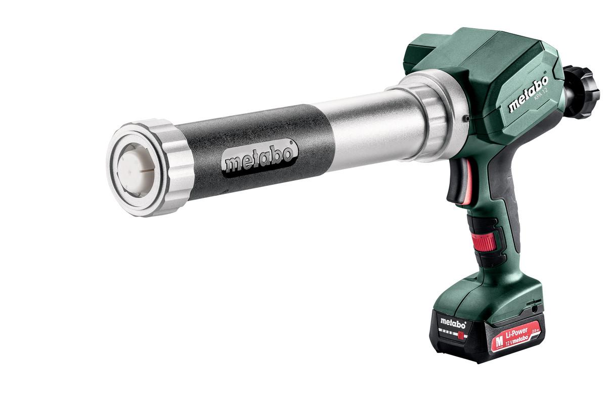 KPA 12 400 (601217600) Акумуляторний картриджний пістолет