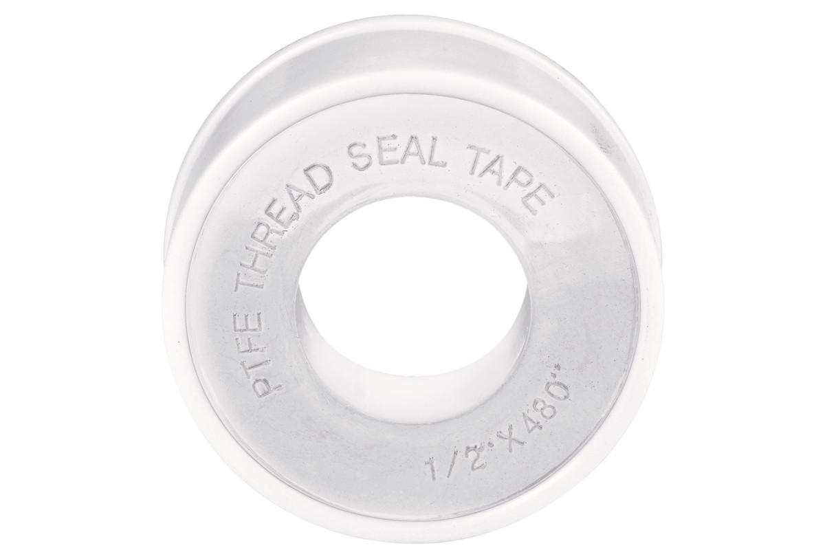 Ущільнювальна стрічка для різьбових з'єднань, ПТФЕ, 12 мм x 12 м (0901026319)
