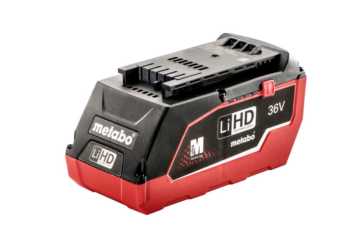 Акумуляторний блок, LiHD, 36 В - 6,2 А*г (625344000)