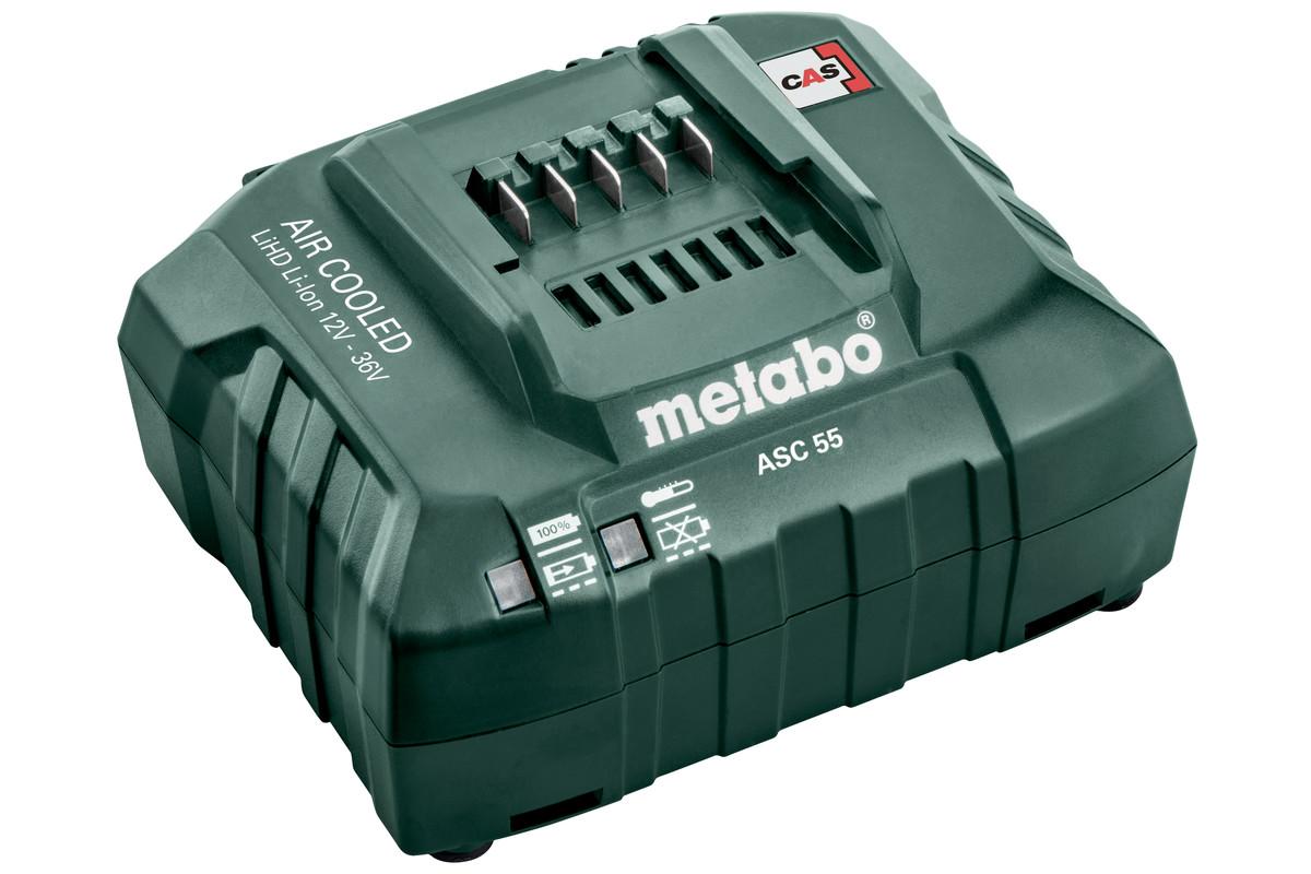 Зарядний пристрій ASC55, 12–36В, «AIR COOLED», Австралія/ Нова Зеландія (627047000)
