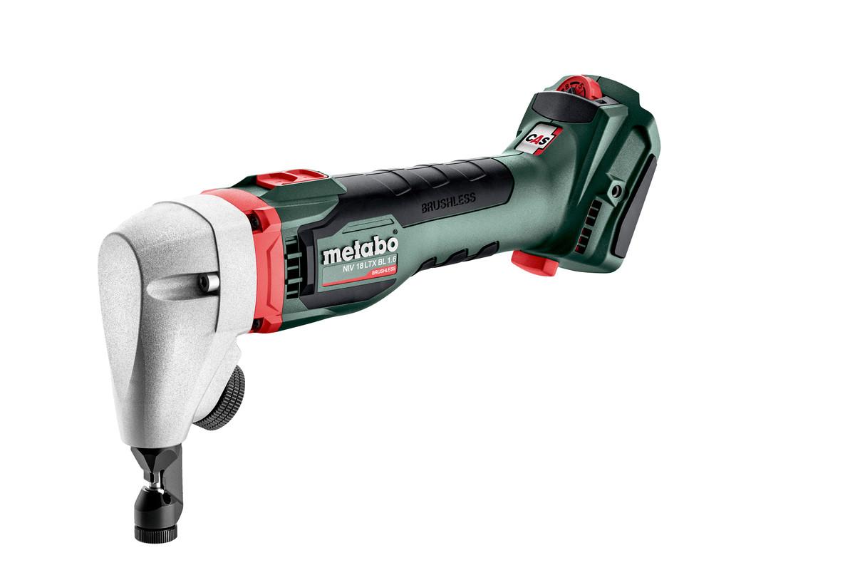 NIV 18 LTX BL 1.6 (601614850) Акумуляторні висічні ножиці