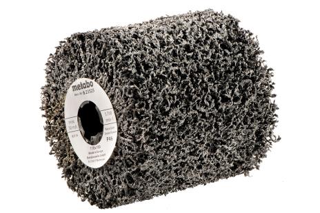 Твердий повстяний шліфувальний круг 110x100 мм, P 46 (623525000)
