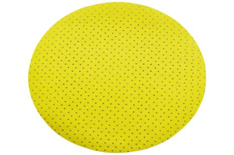 25 шліфувальних дисків на липучці, 225 мм, P 220, мультиперфорація, довга шийка (626656000)