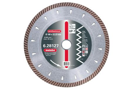 """Алм. ВД, 180x2,5x22,23 мм, """"professional"""", """"UP-T"""", Turbo, універсальний (628127000)"""