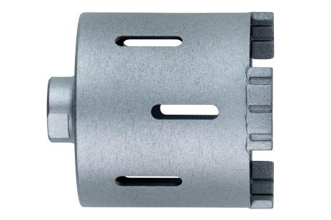 """Алмазна коронка для підрозетників, 68 мм x M 16, """"professional"""", універсальна (628201000)"""