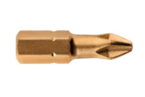 3 інструментальні насадки Phillips PH 1/ 25 мм, алмазне напилення (628500000)