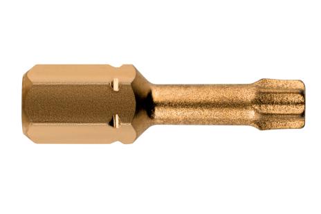 3 інструментальні насадки для гвинтів Torx, T10/ 25 мм з алмазним покриттям (628507000)