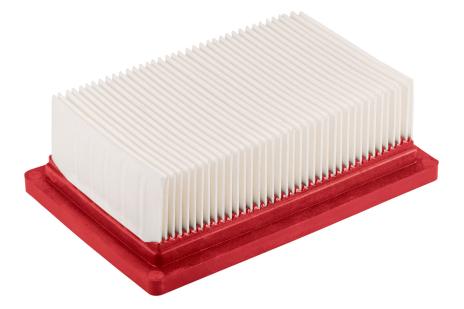 Складчастий фільтр для AS 18 L PC, клас пилу L (630172000)