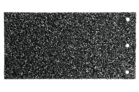 2 підкладки шліфувальної стрічки для Ba E 1075 (631034000)