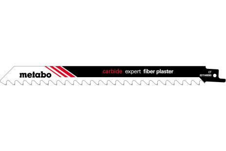 Пилкове полотно для шабельної пилки, пористий бетон, «expert», 300x1,5 мм (631146000)