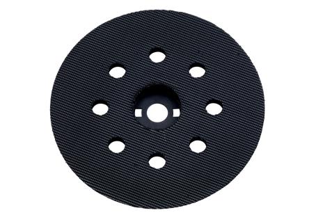 Опорна тарілка 122 мм, середня твердість, з перфорацією, для SXE 125 (631224000)