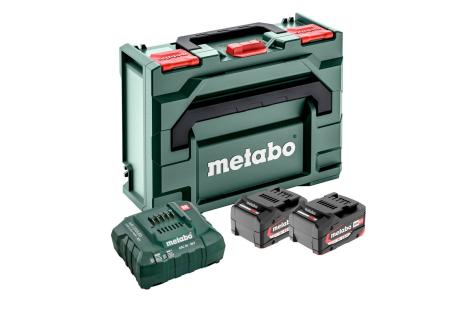 Базовий комплект 2 x 4,0 А·год + Metaloc (685064000)