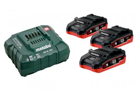 Базовий комплект 3 x LiHD 3.1 А·год (685076000)