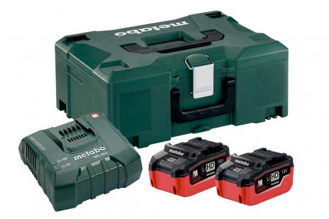 Базовий комплект 2 x LiHD 5.5 А·год + Metaloc (685077000)