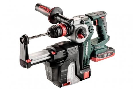 KHA 18 LTX BL 24 Quick Set ISA (600211910) Акумуляторний перфоратор