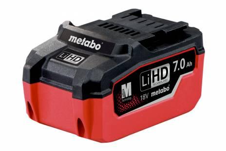 Акумуляторний блок, LiHD, 18 В - 7,0 А·год (625345000)