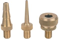 Комплект перехідників для вентилів, 3 предмети (0901055769)