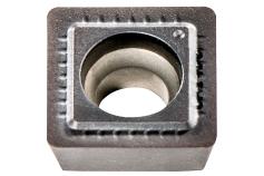 10 твердосплавних поворотних пластин, високосортна сталь (623565000)