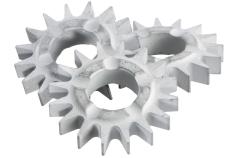 15 фрезерних зірочок з гострими зубцями (628211000)