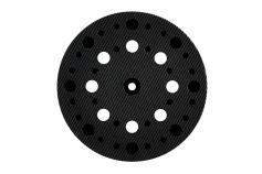 Тарілчастий шліфувальний круг 125 мм, «multi-hole», середній, SXE 425/3125 (630261000)