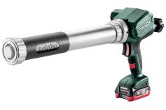 KPA 12 600 (601218800) Акумуляторний картриджний пістолет