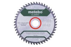 """Пилкове полотно """"precision cut wood - classic"""", 190x30 Z48 WZ 15° (628283000)"""