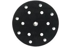 Опорна тарілка 150 мм, середня твердість, з перфорацією, 6/8 отворів (631150000)