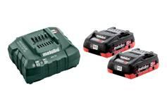 Базовий комплект 2 x LiHD 4,0 А·г (685163000)