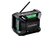 Cordless worksite radios