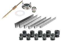 Accessories for compressed air tools