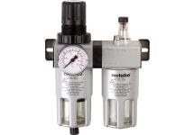Compressed air preparation