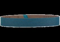 Zirconia alumina sanding belts