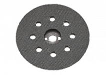 Backing pads and intermediate discs