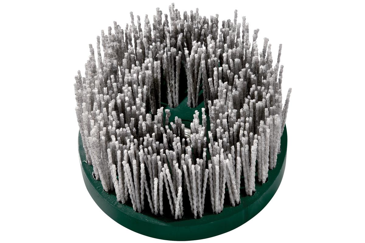Disc brush 130 mm M 14, P 80 (623742000)