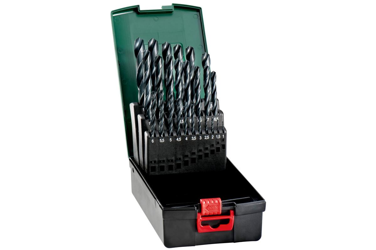 HSS-R drill bit storage case, 25 pieces (627159000)