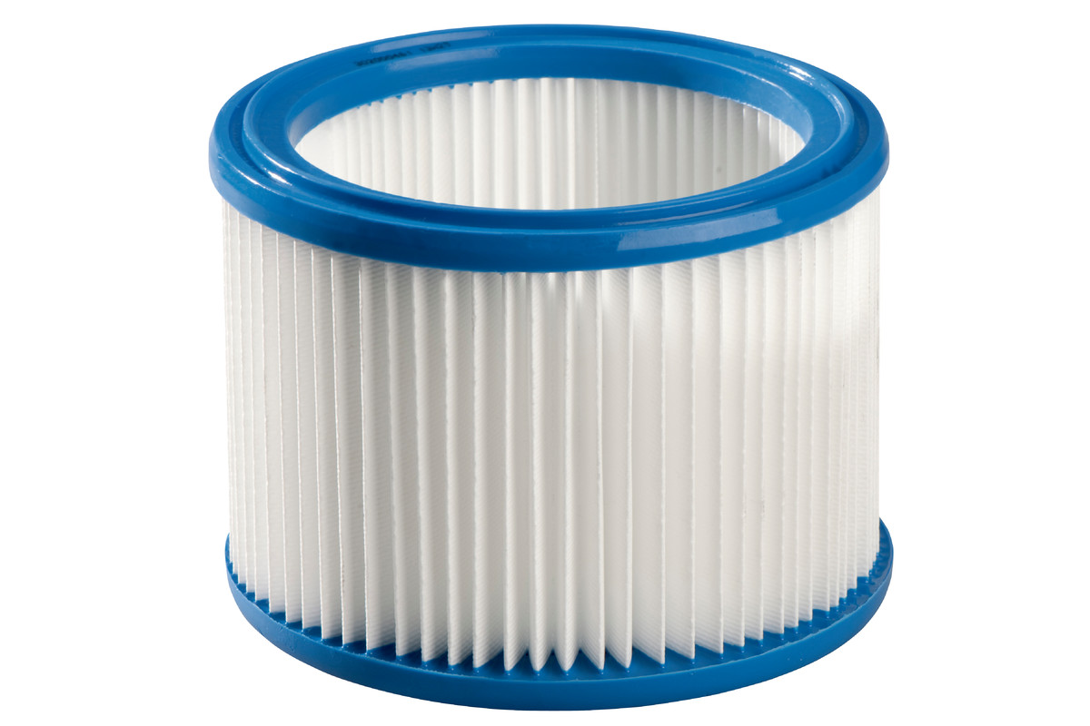 Pleated filter for ASA 25/30 L PC/ Inox (630299000)