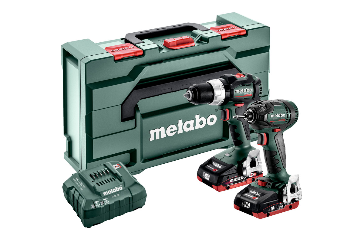 Combo Set 2.1.12 18 V BL LiHD (685124000) Cordless Machines in a Set