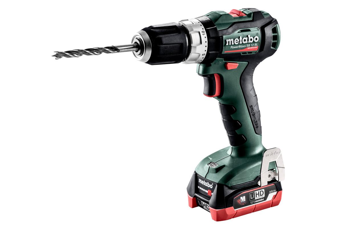 PowerMaxx SB 12 BL (601077800) Cordless Hammer Drill