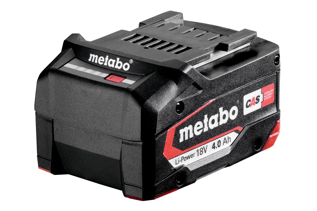 Battery pack 18 V, 4.0 Ah, Li-Power (625027000)