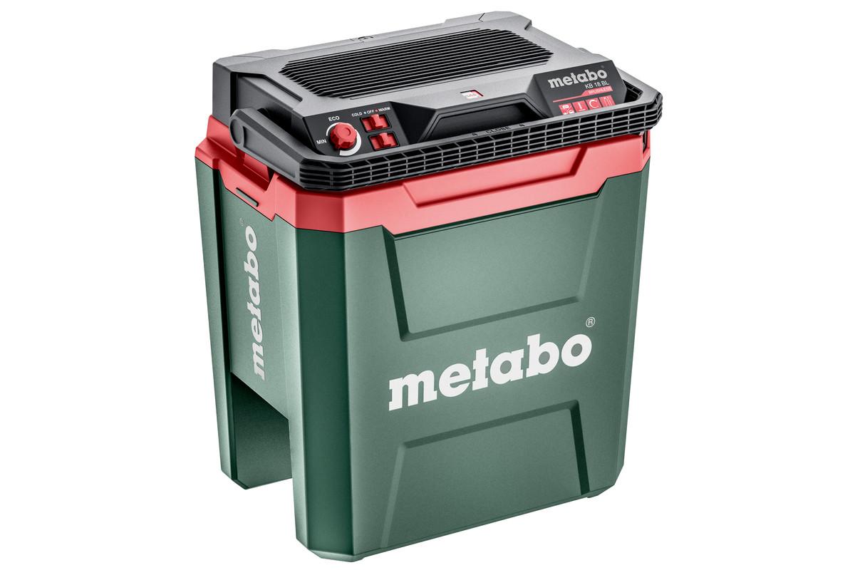 KB 18 BL (600791380) Cordless cooling box