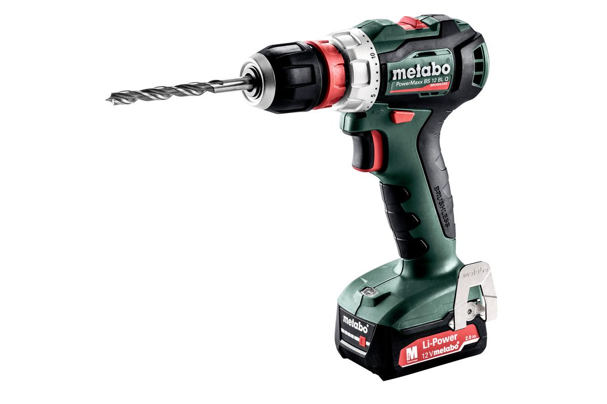 PowerMaxx BS 12 BL Q (601039500) Cordless Drill / Screwdriver